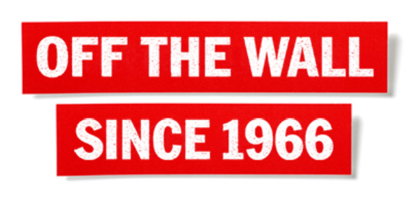 vans Off The Wall billigt